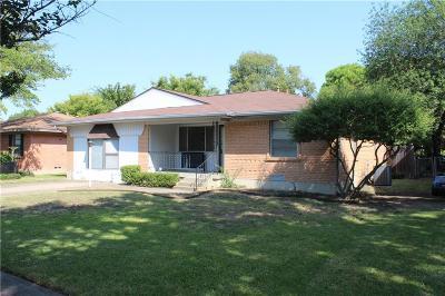 Dallas Single Family Home For Sale: 2345 Hillsboro Avenue