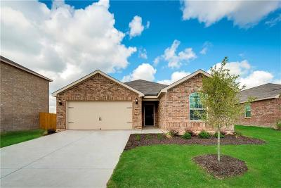Forney Single Family Home For Sale: 8905 Blackhaw Street