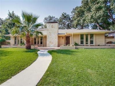 Richardson Single Family Home Active Option Contract: 301 Lawndale Drive