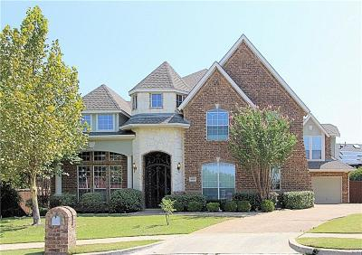 Flower Mound Single Family Home For Sale: 6004 Wayne Court