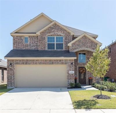 Aubrey Single Family Home For Sale: 8808 Tenderfoot Lane