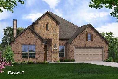 Forney Single Family Home For Sale: 1285 Meridian Drive