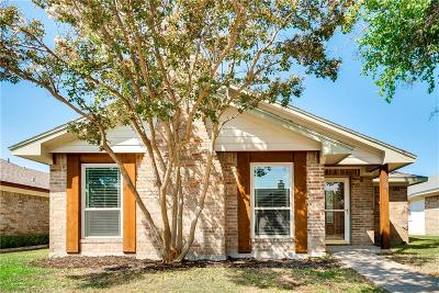 Mesquite Single Family Home For Sale: 301 Conger Drive
