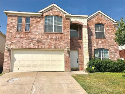 Fort Worth TX Single Family Home For Sale: $290,000