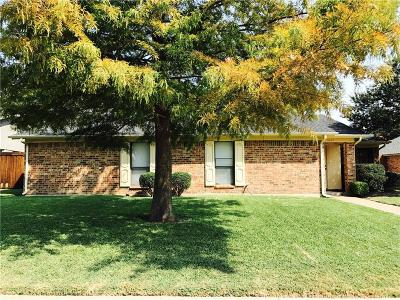 Richardson Single Family Home Active Option Contract: 2009 Geneva Drive