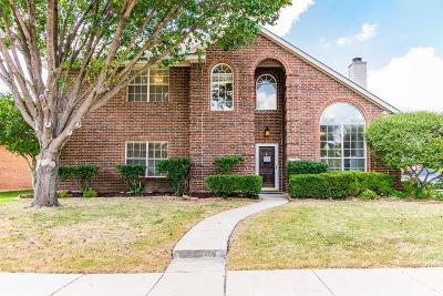 Frisco Single Family Home For Sale: 8209 Dock Street