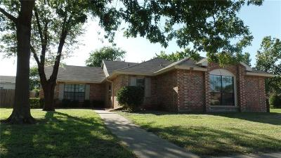 Rowlett Single Family Home For Sale: 4621 Monterrey Drive