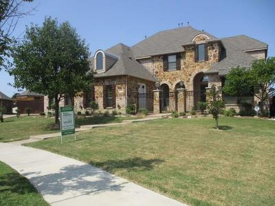 Lewisville Single Family Home For Sale: 2320 Round Mountain Circle