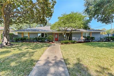 Dallas Single Family Home For Sale: 3349 Citation Drive