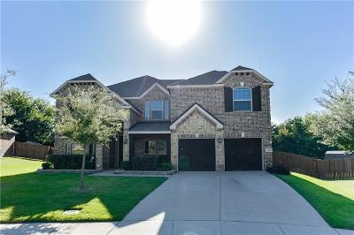 Mansfield Single Family Home For Sale: 1405 Danna Court