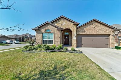 Fort Worth TX Single Family Home For Sale: $267,000