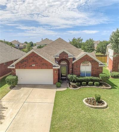 Fort Worth Single Family Home For Sale: 4541 Lodestone Lane