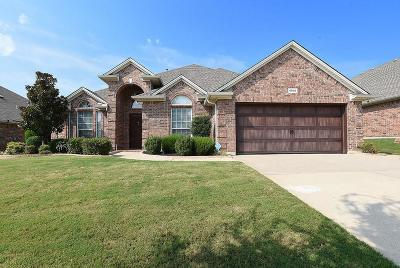 Fort Worth TX Single Family Home For Sale: $299,000