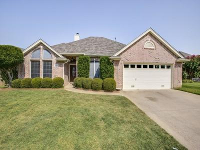 Keller Single Family Home Active Option Contract: 709 W Park Drive