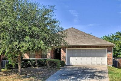 Mckinney Single Family Home Active Option Contract: 3104 Hoover Drive