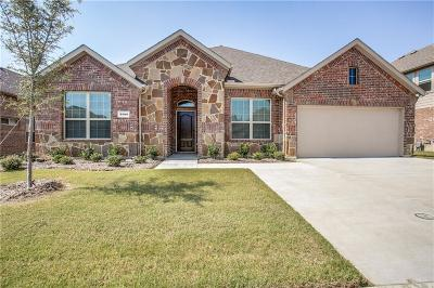 Sachse Single Family Home For Sale: 3509 Stampede Dr