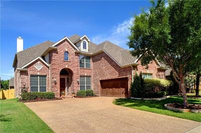 Colleyville Single Family Home Active Option Contract: 5914 Crescent Lane