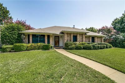 Garland Single Family Home Active Option Contract: 2705 Stoneridge Drive