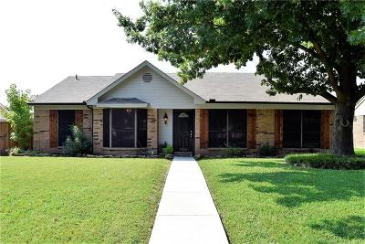 Single Family Home Active Option Contract: 1304 Sheppard Lane