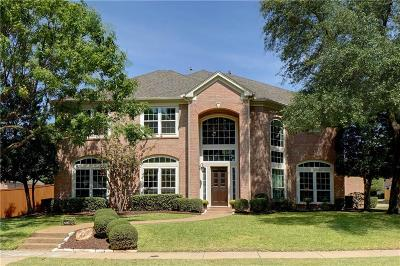 Flower Mound Single Family Home For Sale: 3700 Welborne Lane