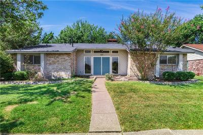 Garland Single Family Home For Sale: 605 Trail View Lane
