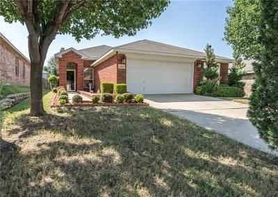 Fort Worth TX Single Family Home Active Contingent: $210,000
