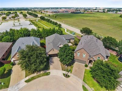 Frisco Single Family Home Active Option Contract: 56 Misty Pond