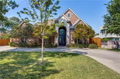 Dallas Single Family Home For Sale: 12315 Marbrook