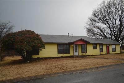 Single Family Home For Sale: 1602 E Nall Street