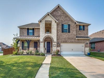 Mckinney Single Family Home For Sale: 2401 Wrexham Drive
