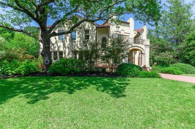 Fort Worth Single Family Home For Sale: 6200 Curzon