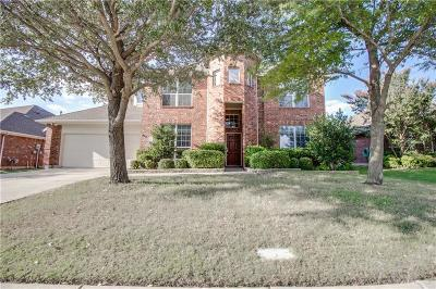Rockwall Single Family Home For Sale: 502 Covey Trail