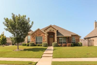 Rockwall Single Family Home Active Option Contract: 803 River Rock Lane