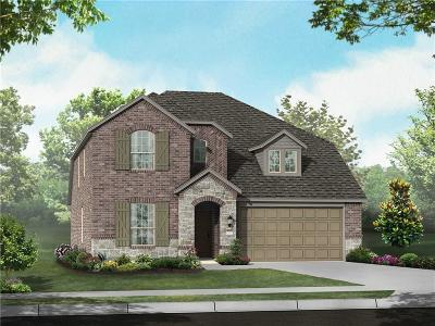Wylie Single Family Home For Sale: 1737 Long Meadow