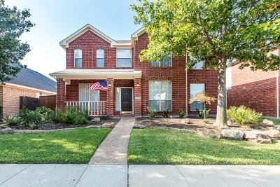 The Colony Single Family Home For Sale: 5613 Overland Drive