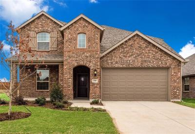 Wylie Single Family Home For Sale: 1709 Long Meadow