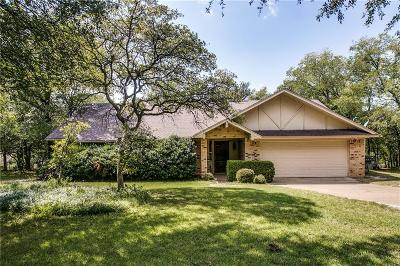 Willow Park Single Family Home For Sale: 3728 Bluff Court
