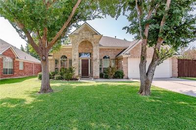Frisco Single Family Home For Sale: 9709 Lovers Lane