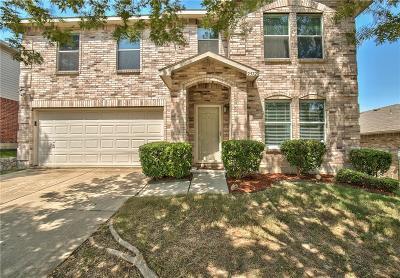 Mckinney Single Family Home For Sale: 2512 Shady Grove Lane