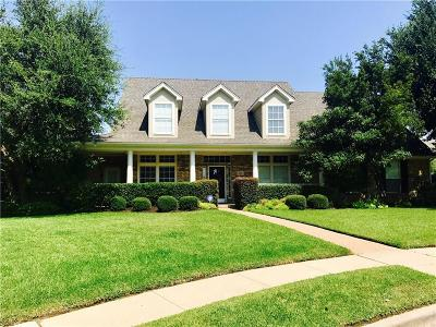 Keller Single Family Home Active Option Contract: 1513 Hudnall Farm Road
