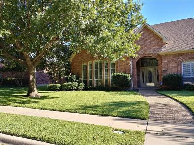 Plano Single Family Home For Sale: 4100 Whistler Drive