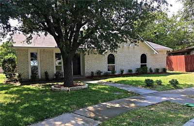 Rowlett Single Family Home For Sale: 3302 Magnolia Court