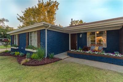 Hurst Single Family Home Active Option Contract: 201 Fanning Drive
