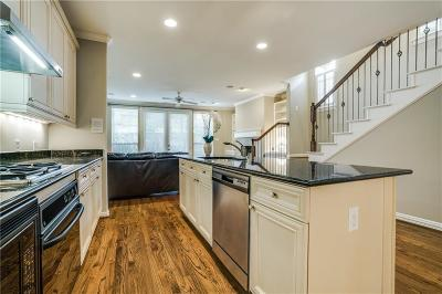 Highland Park, University Park Half Duplex For Sale: 3426 Asbury Street