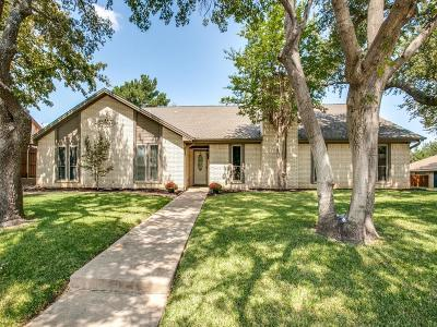 Colleyville Single Family Home Active Option Contract: 316 Quail Crest Drive