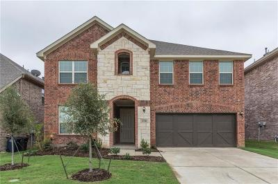 Fort Worth TX Single Family Home For Sale: $328,275