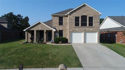 Lake Dallas Single Family Home Active Option Contract: 413 Springtree Road
