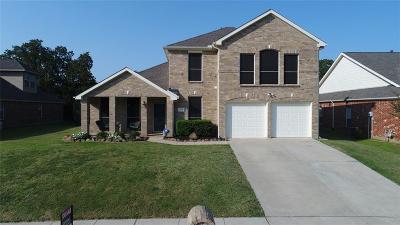 Lake Dallas Single Family Home For Sale: 413 Springtree Road
