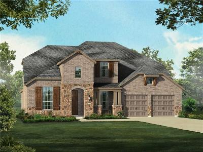 Mckinney Single Family Home For Sale: 2716 Cross Oak