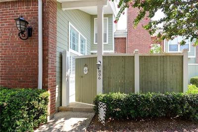Dallas Condo Active Option Contract: 6220 Bentwood Trail #806